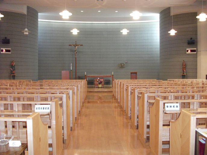 カトリック五条教会1