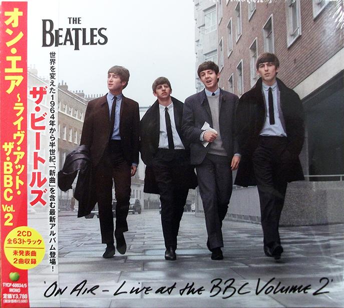 オン・エア~ライヴ・アット・ザ・BBC Vol.2のCD