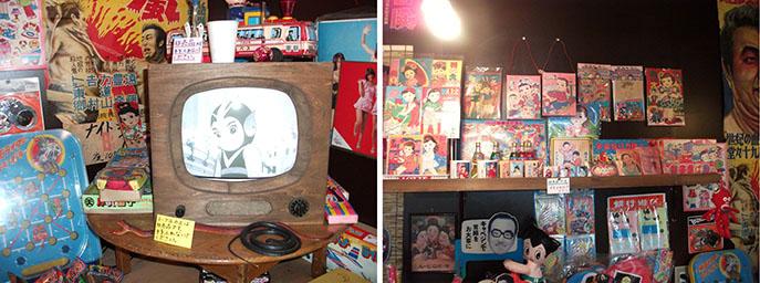 テレビ,塗り絵などの写真